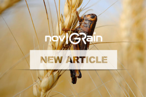 New article International pest control march april-2021 novIGRAin : European Union's 2020 research and innovation programme